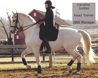 Caroline Jordan - Manager/Trainer, Good News Stable, Inc.